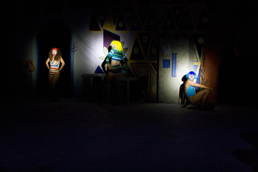 » Ryan Heffington's KTCHN: A Dance Installation Swoon Magazine